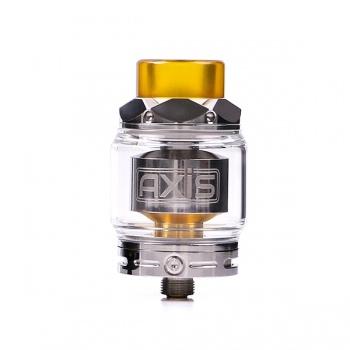 Atomizor Axis Gemz RTA silver