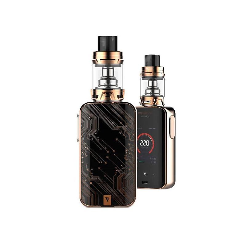 Kit Luxe Vaporesso 220W negru