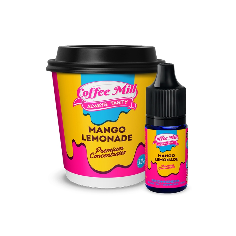 Aroma Mango Lemonade COFFEE MILL 10 ml