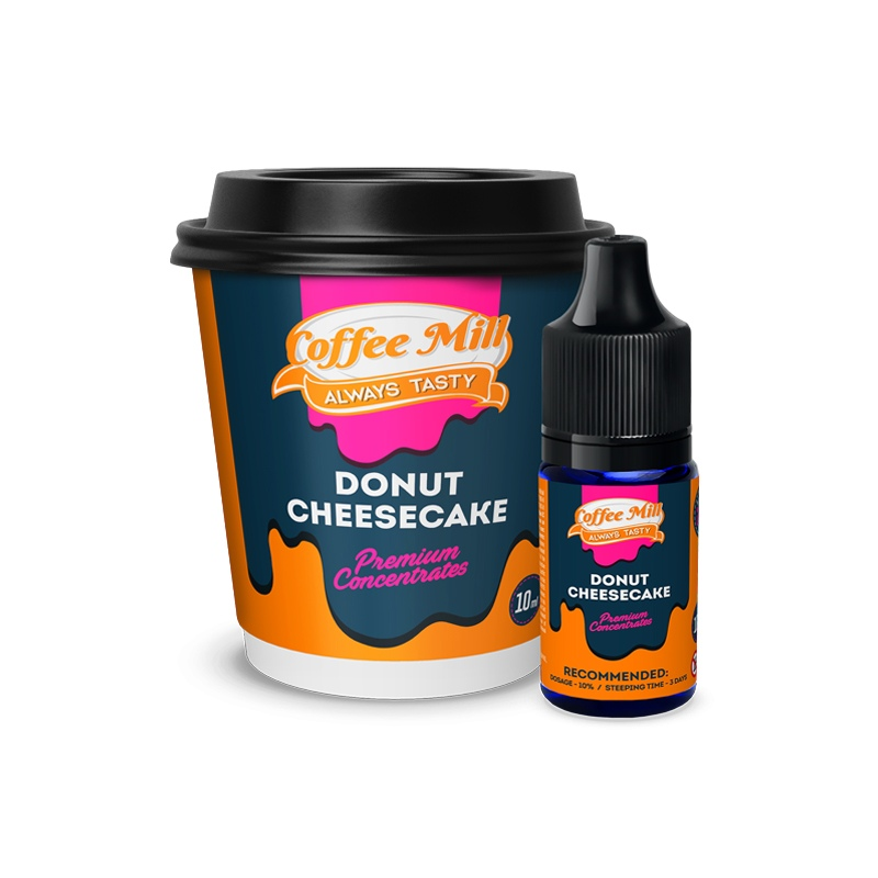 Aroma Donut Cheesecake COFFEE MILL 10 ml