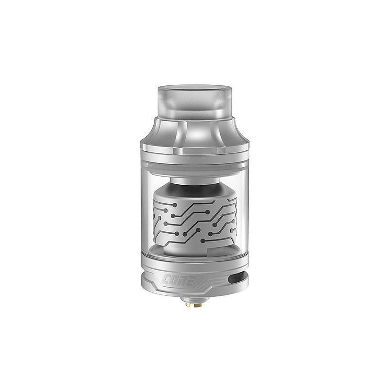 Atomizor Core RTA Vapefly silver