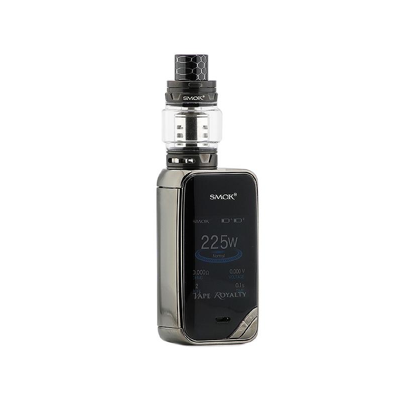 Kit X-Priv Smok 225W negru-rosu