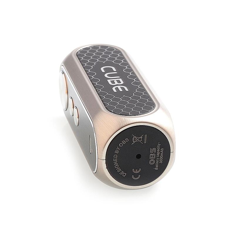 Mod Cube OBS 80W silver