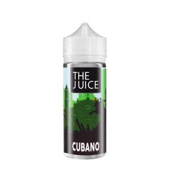 Lichid THE JUICE 80 ml aroma Cubano